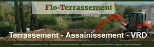 FLO TERRASSEMENT - Terrassier Var 83
