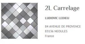 2L CARRELAGE - Carreleur Var 83
