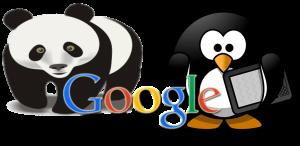 Panda Penguin Google SEO