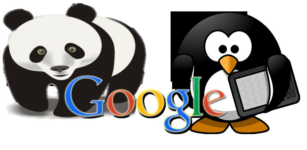 Panda Penguin Google SEO. Panda Penguin : Mais qui sont donc ces deux animaux à priori si dociles, et tellement féroces pour le référencement des sites internet ?