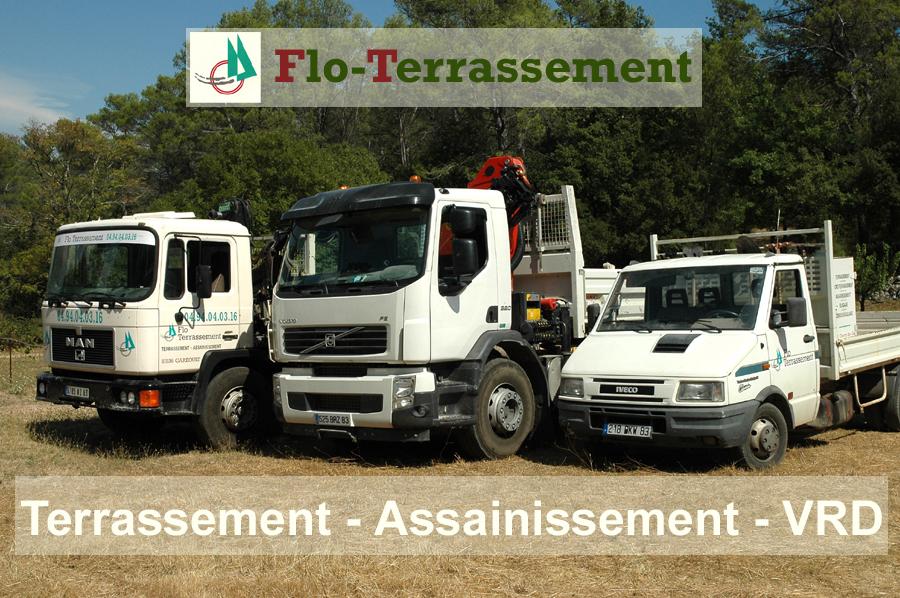 Flo Terrassement Assainissement Vidange Var 83