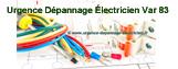 URGENCE DEPANNAGE ELECTRICIEN VAR 83