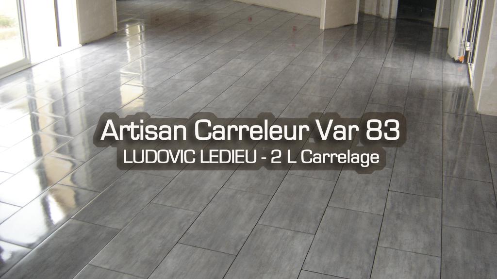 Artisan Carreleur Var 83 - LUDOVIC LEDIEU - 2 L Carrelage