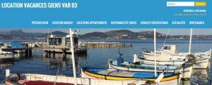 Location Vacances Giens Var 83 - SORITEL Toulon