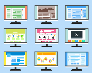 Le Web design et Long Scrolling