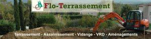 FLO TERRASSEMENT - Terrassement, Assainissement, vidange, V.R.D. ...